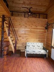 Лесной дом, 52 кв.м. на 6 человек, 2 спальни, Шуясалми, Петрозаводск - Фотография 4