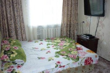 2-комн. квартира, 55 кв.м. на 4 человека, Московская улица, Октябрьский район, Тамбов - Фотография 1