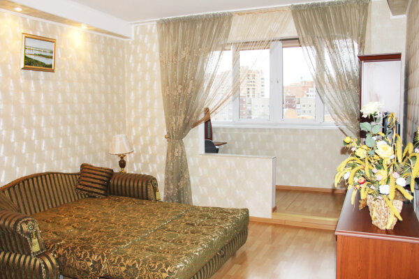 1-комн. квартира, 47 кв.м. на 2 человека, Октябрьский проспект, 8к1, Люберцы - Фотография 1