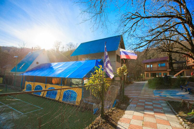 Гостевой дом на 12 чел (6 номеров), 300 кв.м. на 15 человек, 6 спален, Скальная улица, 4, село Монастырь, Сочи - Фотография 29