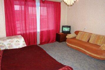 1-комн. квартира, 38 кв.м. на 4 человека, улица Кравченко, 56, Центральный район, Курган - Фотография 1