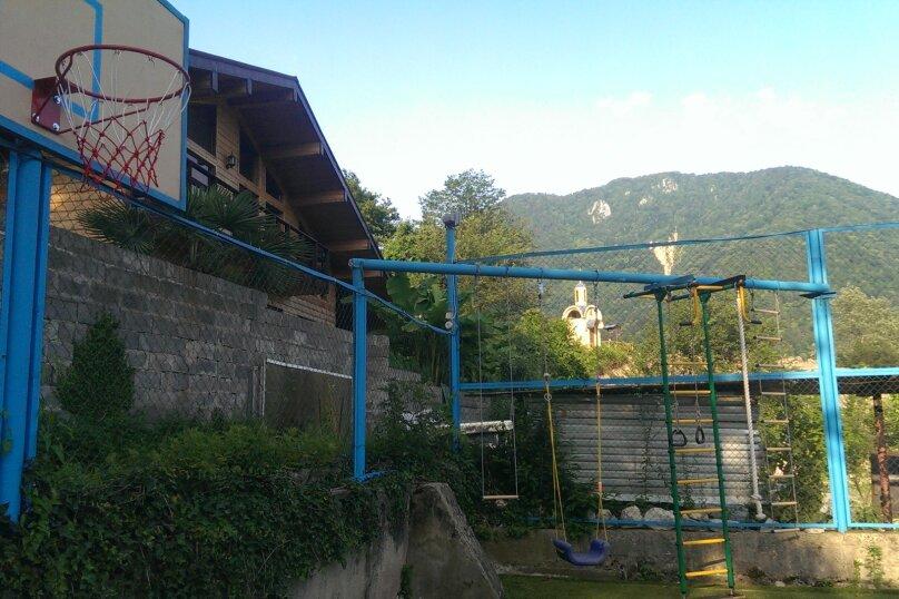 Гостевой дом на 12 чел (6 номеров), 300 кв.м. на 15 человек, 6 спален, Скальная улица, 4, село Монастырь, Сочи - Фотография 36