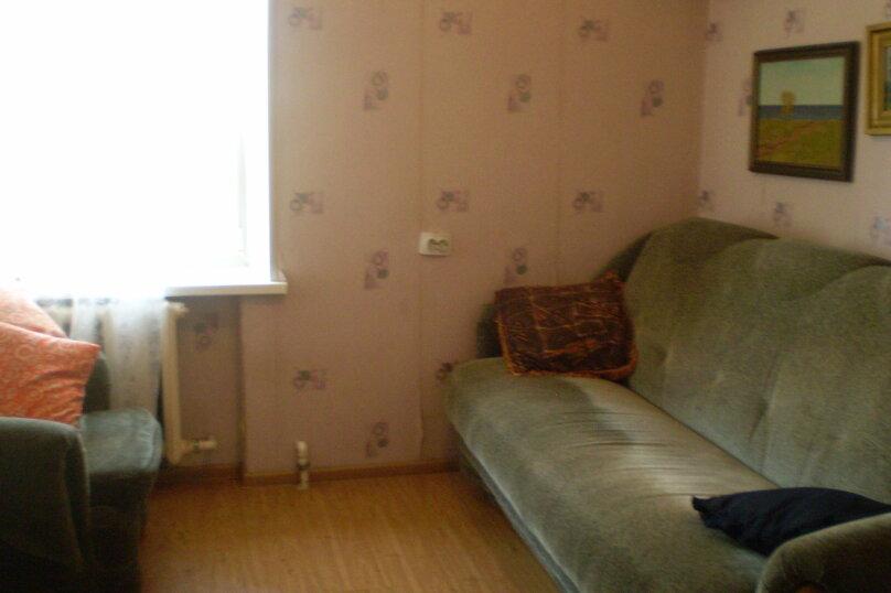 1-комн. квартира, 38 кв.м. на 4 человека, улица Космонавта А.Г. Николаева, 36, Чебоксары - Фотография 3