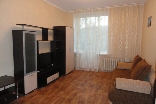 1-комн. квартира, 40 кв.м. на 2 человека, Ленина, 47б, Железногорск - Фотография 1