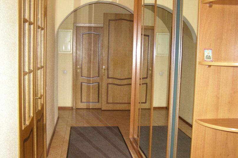 3-комн. квартира, 90 кв.м. на 5 человек, улица 1812 Года, 3, метро Парк Победы, Москва - Фотография 2