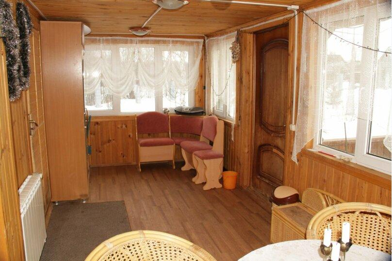 Коттедж с баней на реке Юг, 112 кв.м. на 11 человек, 3 спальни, Тимонькино село, 65, Заволжье - Фотография 7