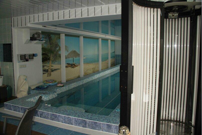 Коттедж с баней на реке Юг, 112 кв.м. на 11 человек, 3 спальни, Тимонькино село, 65, Заволжье - Фотография 28