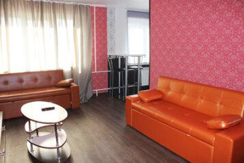 2-комн. квартира на 4 человека, улица Дзержинского, 5А, Центральный район, Кемерово - Фотография 3