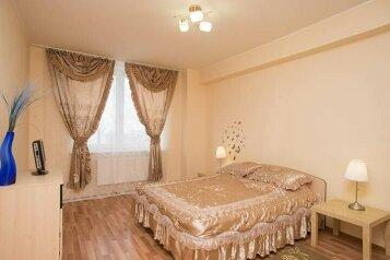 3-комн. квартира, 115 кв.м. на 8 человек, Московская улица, 77, Ленинский район, Екатеринбург - Фотография 1