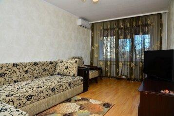 2-комн. квартира, 54 кв.м. на 4 человека, Амурский бульвар, Центральный округ, Хабаровск - Фотография 1