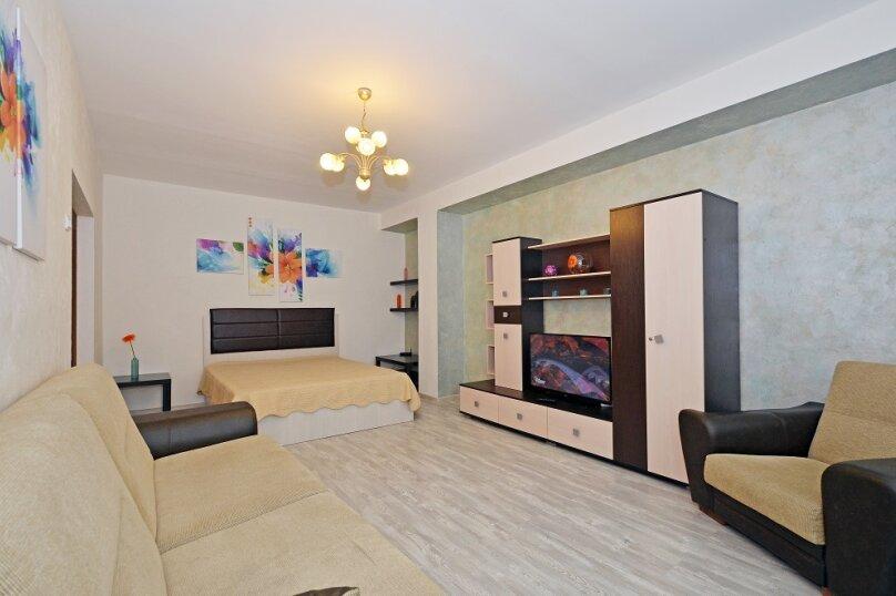 3-комн. квартира, 75 кв.м. на 6 человек, улица Новый Арбат, 6, метро Арбатская, Москва - Фотография 1