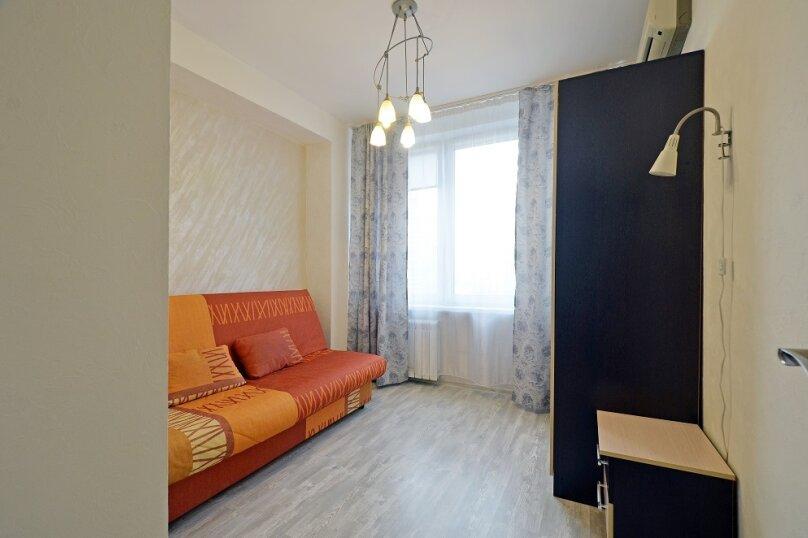 3-комн. квартира, 75 кв.м. на 6 человек, улица Новый Арбат, 6, метро Арбатская, Москва - Фотография 5