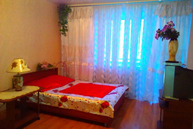 1-комн. квартира, 60 кв.м. на 5 человек, улица Кудряшова, 80, Иваново - Фотография 1