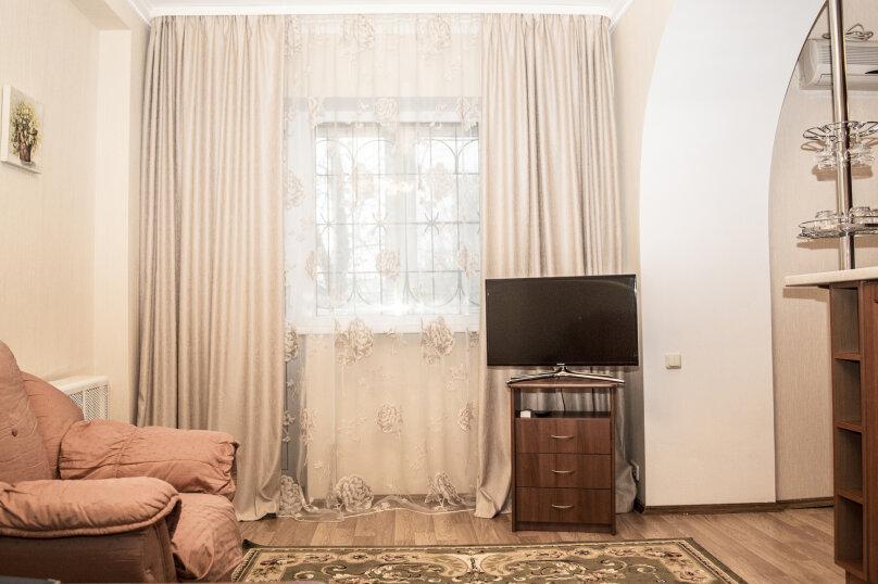 3-комн. квартира, 65 кв.м. на 6 человек, Большой Конюшковский переулок, 27А, метро Баррикадная, Москва - Фотография 4