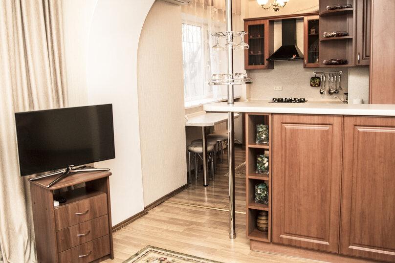 3-комн. квартира, 65 кв.м. на 6 человек, Большой Конюшковский переулок, 27А, метро Баррикадная, Москва - Фотография 6