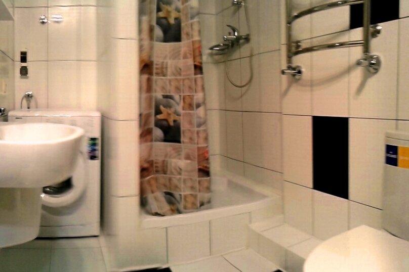 1-комн. квартира, 40 кв.м. на 4 человека, проспект Октябрьской Революции, 20, Севастополь - Фотография 12