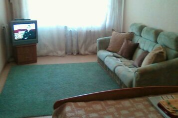1-комн. квартира, 34 кв.м. на 3 человека, 32 микрорайон, 4, Ангарск - Фотография 1