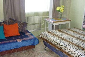 1-комн. квартира, 26 кв.м. на 3 человека, проспект Мира, Советский округ, Омск - Фотография 1