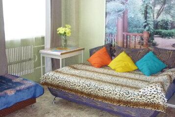 1-комн. квартира, 26 кв.м. на 3 человека, проспект Мира, Советский округ, Омск - Фотография 3