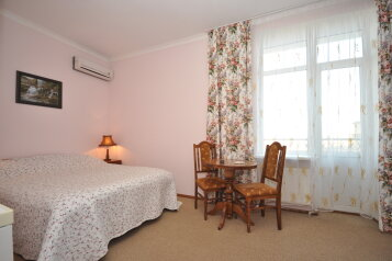 """1-комнатный """"люкс"""" с балконом и видом на море:  Номер, Люкс, 4-местный, 1-комнатный, Пансионат, Угловое на 12 номеров - Фотография 2"""