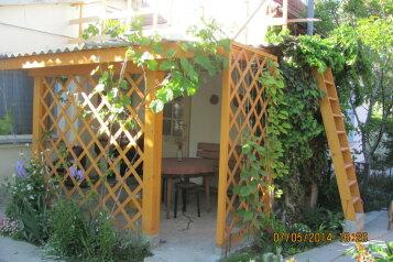 Просторный дом для отдыха, сад!, 65 кв.м. на 5 человек, 2 спальни, улица Ленина, 22, Феодосия - Фотография 2