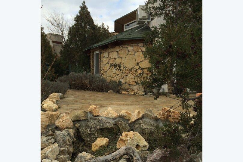 Купольный дом - бунгало, Восьмая линия, 888, мыс Фиолент, Севастополь - Фотография 4