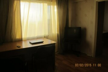 2-комн. квартира, 48 кв.м. на 4 человека, улица Бабушкина, Октябрьский район, Улан-Удэ - Фотография 3