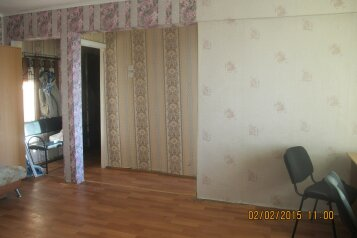 2-комн. квартира, 48 кв.м. на 4 человека, улица Бабушкина, Октябрьский район, Улан-Удэ - Фотография 4