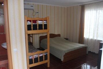 Дом под ключ с бассейном, 100 кв.м. на 7 человек, 3 спальни, Светлый переулок, 1А, Голубицкая - Фотография 2