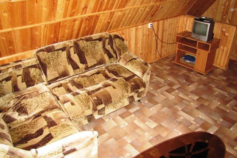 Коттедж под ключ в горах на 6 человек, 2 спальни, село Алексеевское, Кронштадтский переулок, 6, Лазаревское - Фотография 10