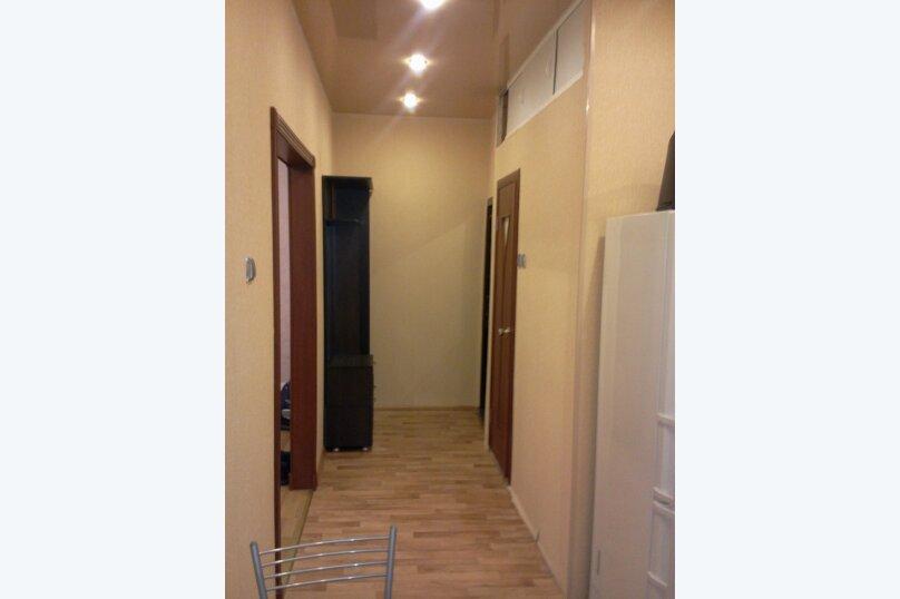 1-комн. квартира, 36 кв.м. на 3 человека, Олимпийская, 87, Кировск - Фотография 3
