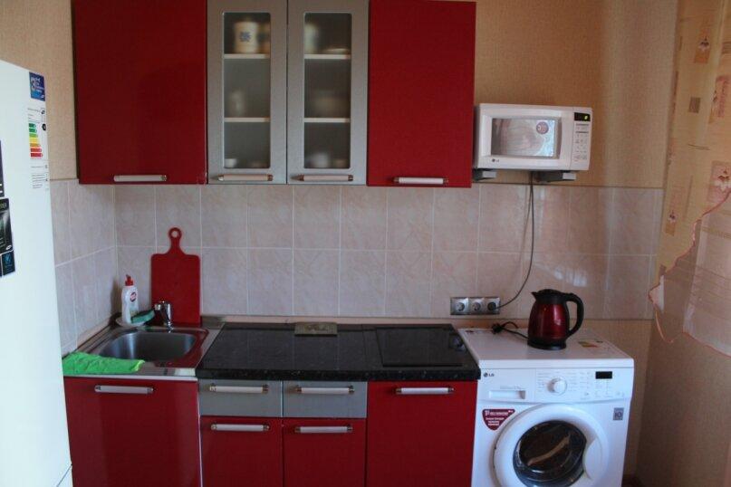 1-комн. квартира, 36 кв.м. на 3 человека, Олимпийская, 87, Кировск - Фотография 4