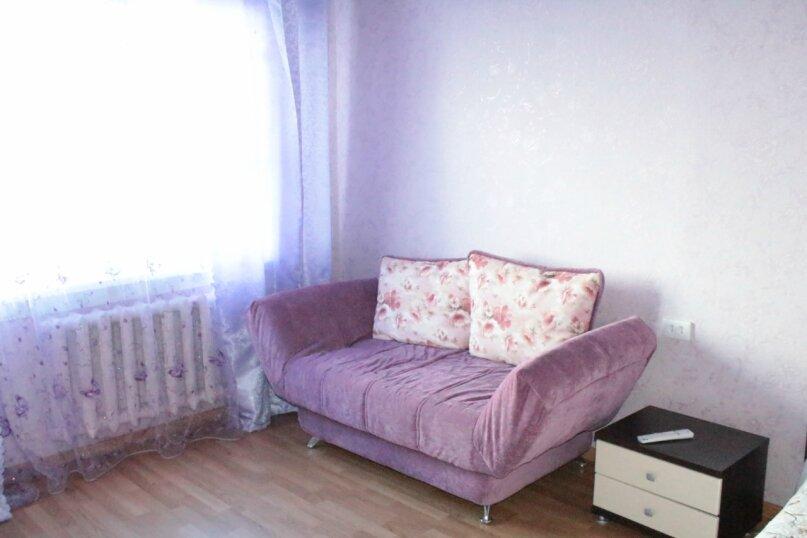 1-комн. квартира, 36 кв.м. на 3 человека, Олимпийская, 87, Кировск - Фотография 7