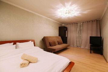 1-комн. квартира, 35 кв.м. на 4 человека, проспект Андропова, метро Коломенская, Москва - Фотография 1