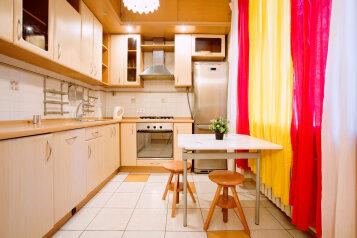 3-комн. квартира, 80 кв.м. на 6 человек, Большой Девятинский переулок, метро Краснопресненская, Москва - Фотография 1
