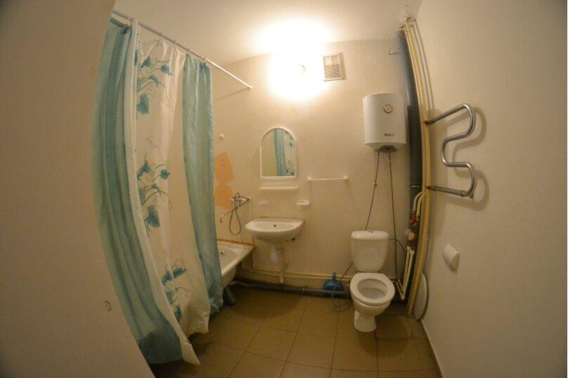 3-комн. квартира, 90 кв.м. на 4 человека, улица Алексеева, 89, Красноярск - Фотография 2