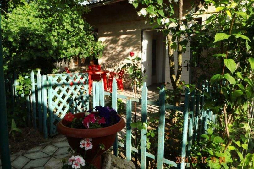 Однокомнатный домик у самого Черного моря, 30 кв.м. на 4 человека, 1 спальня, улица Ивана Франко, 16, Евпатория - Фотография 1