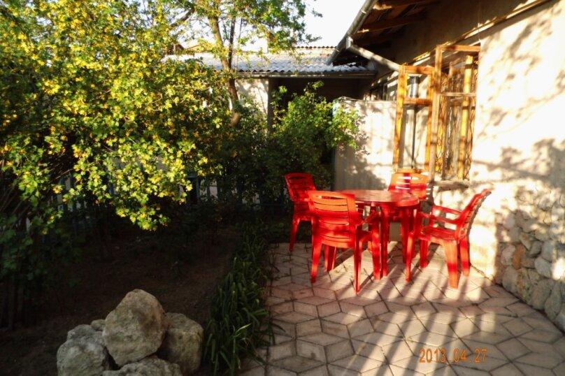 Однокомнатный домик у самого Черного моря, 30 кв.м. на 4 человека, 1 спальня, улица Ивана Франко, 16, Евпатория - Фотография 2