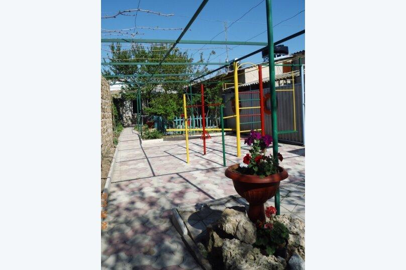 Однокомнатный домик у самого Черного моря, 30 кв.м. на 4 человека, 1 спальня, улица Ивана Франко, 16, Евпатория - Фотография 3