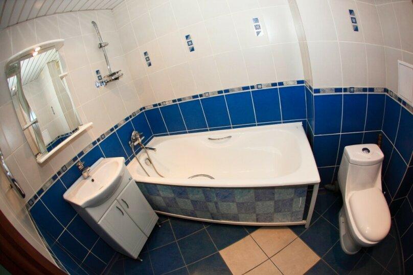 4-комн. квартира, 80 кв.м. на 8 человек, Северный проезд, 16, Красноярск - Фотография 7