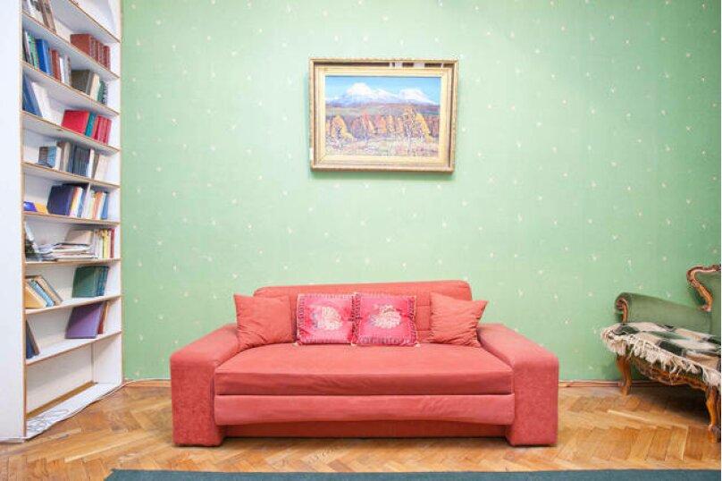 3-комн. квартира, 102 кв.м. на 4 человека, Невский проспект, 141, метро А.Hевского пл., Санкт-Петербург - Фотография 5