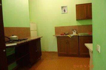 Двухкомнатный домик у самого Черного моря, 50 кв.м. на 8 человек, 2 спальни, улица Ивана Франко, 16, Евпатория - Фотография 2
