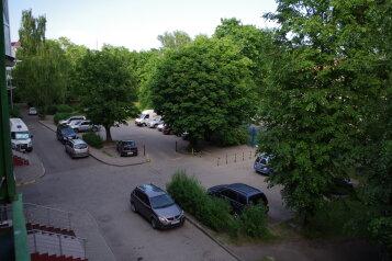 2-комн. квартира, 48 кв.м. на 4 человека, Пролетарская улица, 80, Центральный район, Калининград - Фотография 4