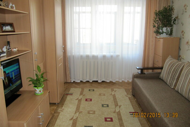 2-комн. квартира, 46 кв.м. на 4 человека, Крымская, 179, Анапа - Фотография 1