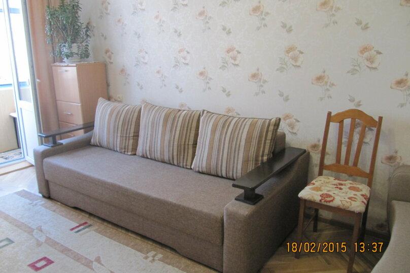 2-комн. квартира, 46 кв.м. на 4 человека, Крымская, 179, Анапа - Фотография 4