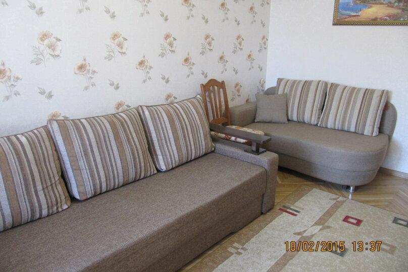 2-комн. квартира, 46 кв.м. на 4 человека, Крымская, 179, Анапа - Фотография 5