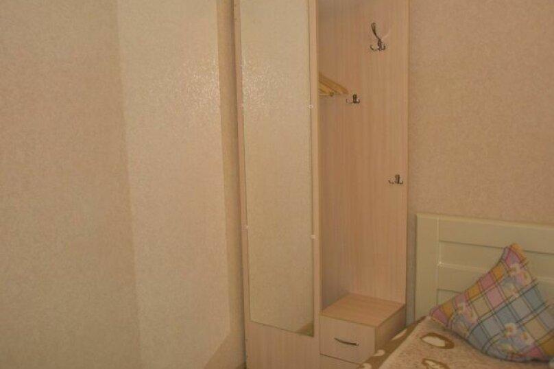 1-комн. квартира, 20 кв.м. на 4 человека, улица Колодяжного, 14А, Феодосия - Фотография 5