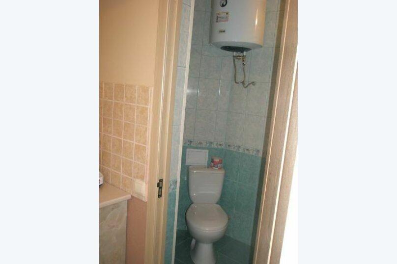 1-комн. квартира, 20 кв.м. на 4 человека, улица Колодяжного, 14А, Феодосия - Фотография 11