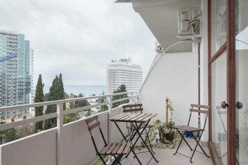 2-комн. квартира, 40 кв.м. на 4 человека, Курортный проспект, Центр, Сочи - Фотография 2