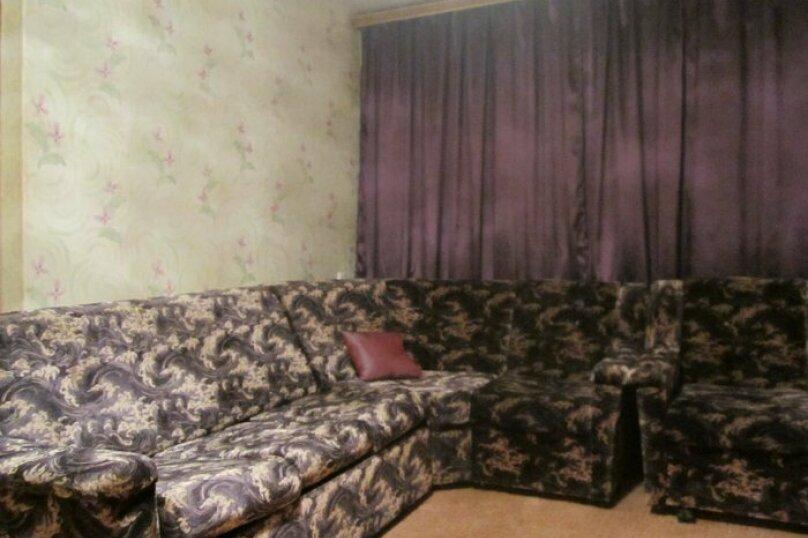 3-комн. квартира, 58 кв.м. на 7 человек, Матросова, 145б, Воронеж - Фотография 3